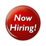 Now Hiring Building Service and HVAC Techicians