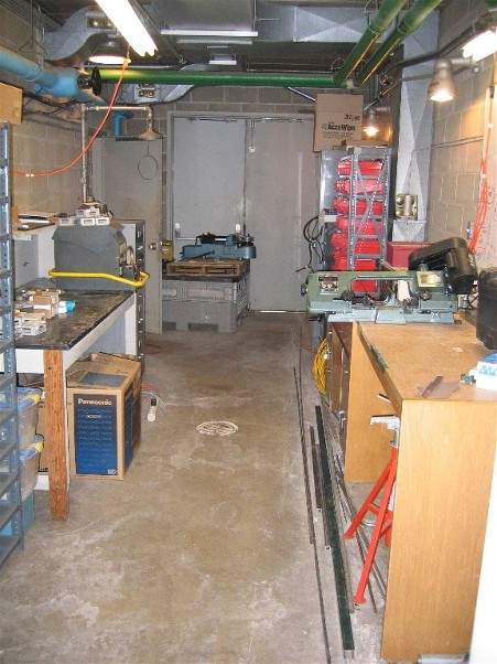 Mechanical Room Clean Up And Safety United Operations